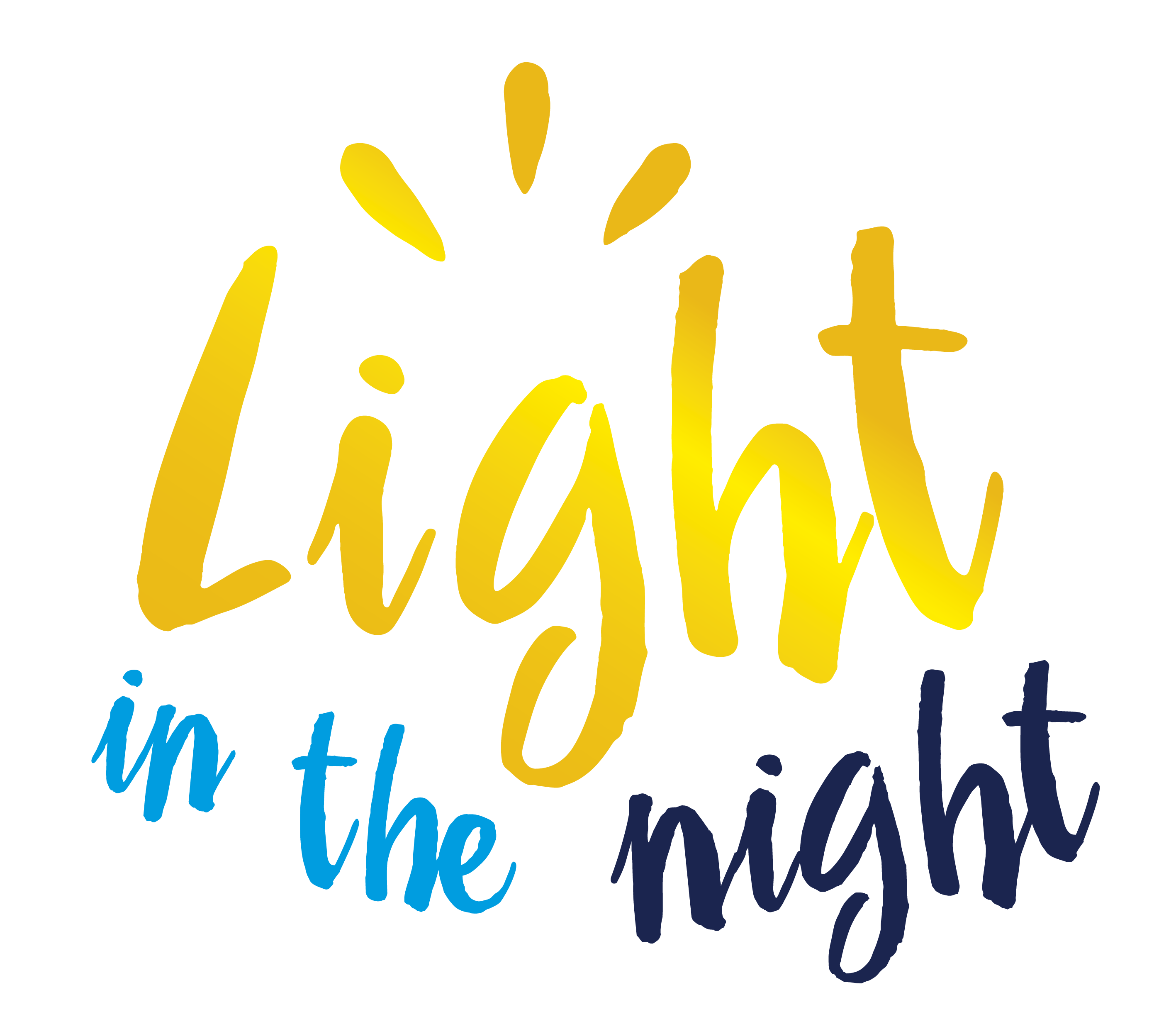 Light in the night logo
